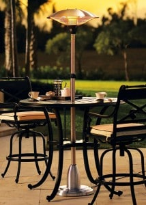 Cheap Standing outdoor stylish patio heater - adjustable