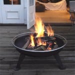 Large party firepit / barbecue