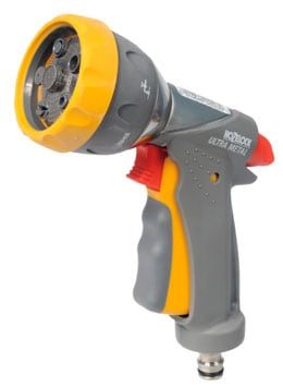 hozelock spray gun watering ultra 14